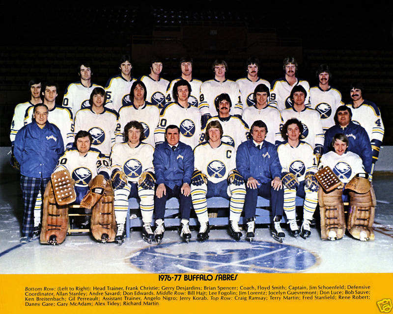 1976–77 Buffalo Sabres season