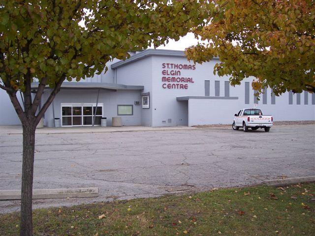 St. Thomas-Elgin Memorial Centre