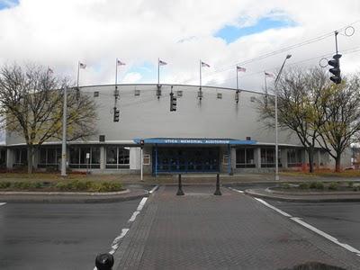 Adirondack Bank Center at Utica Memorial Auditorium