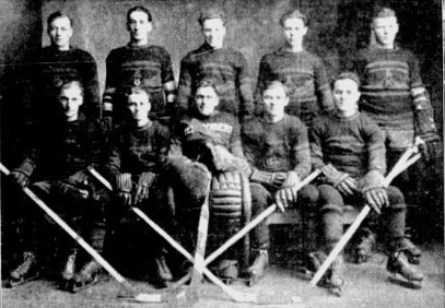 1933-34 Saskatchewan Intermediate Playoffs