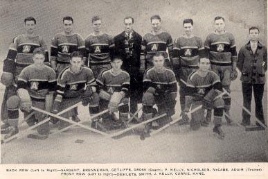 1934-35 MSHL Season