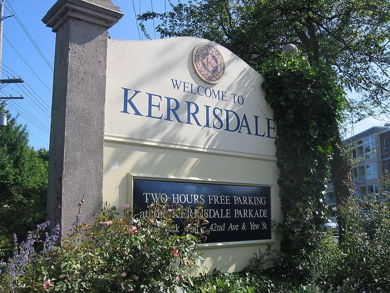 Kerrisdale