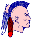 Muskegon Mohawks (IHL) logo.png