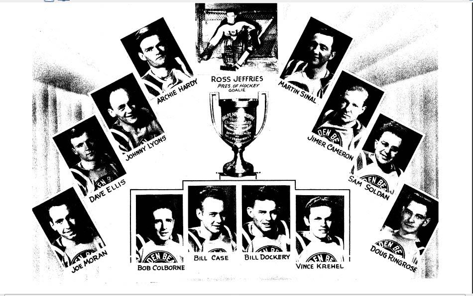 1948-49 WCIAU Season