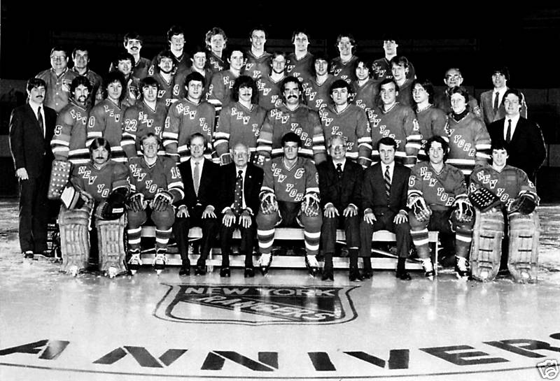 1982–83 New York Rangers season