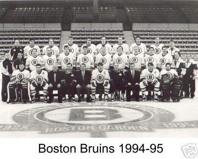 1994–95 Boston Bruins season