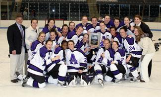 2007-08 NESCAC Women's Season