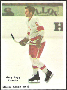 Gary Begg