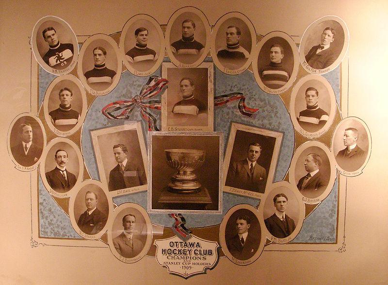 1909 ECAHA season