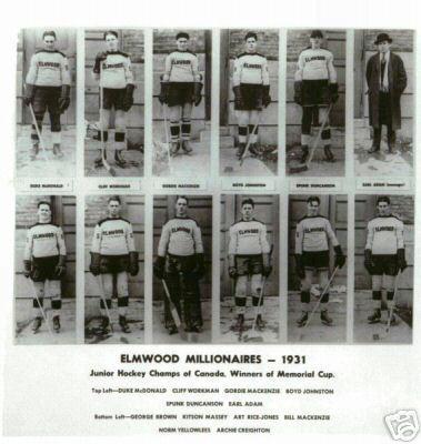 1930-31 Memorial Cup Final