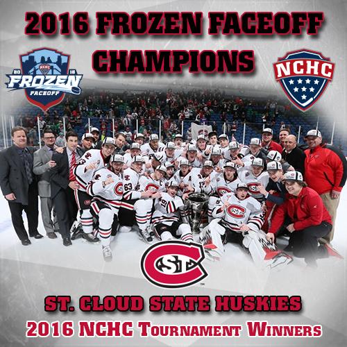 2015-16 NCHC Season