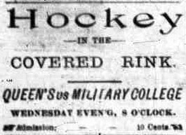 1891-92 OHA Senior Season