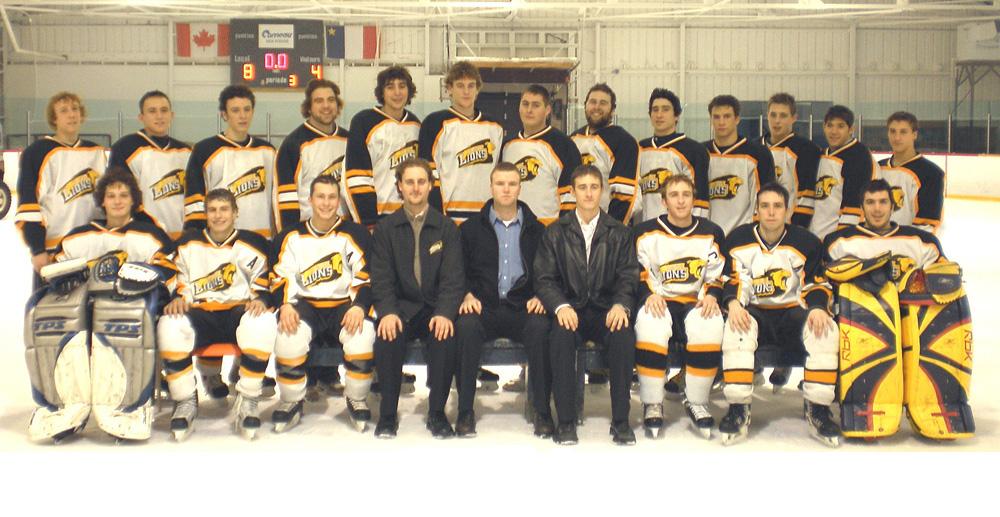 2006-07 NSJCHL Season