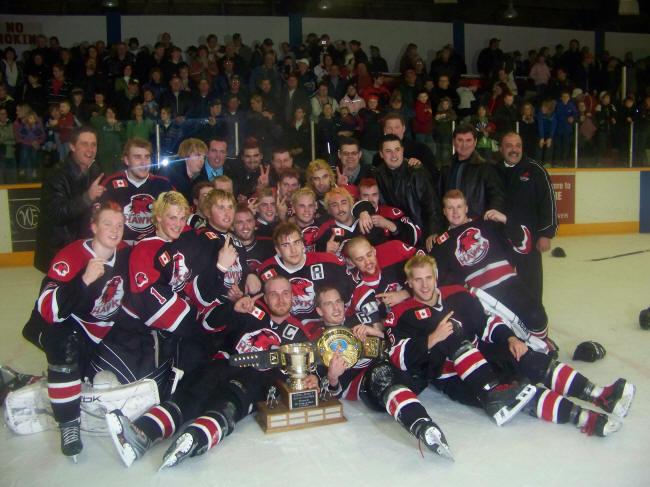 2008-09 WOJCHL Season