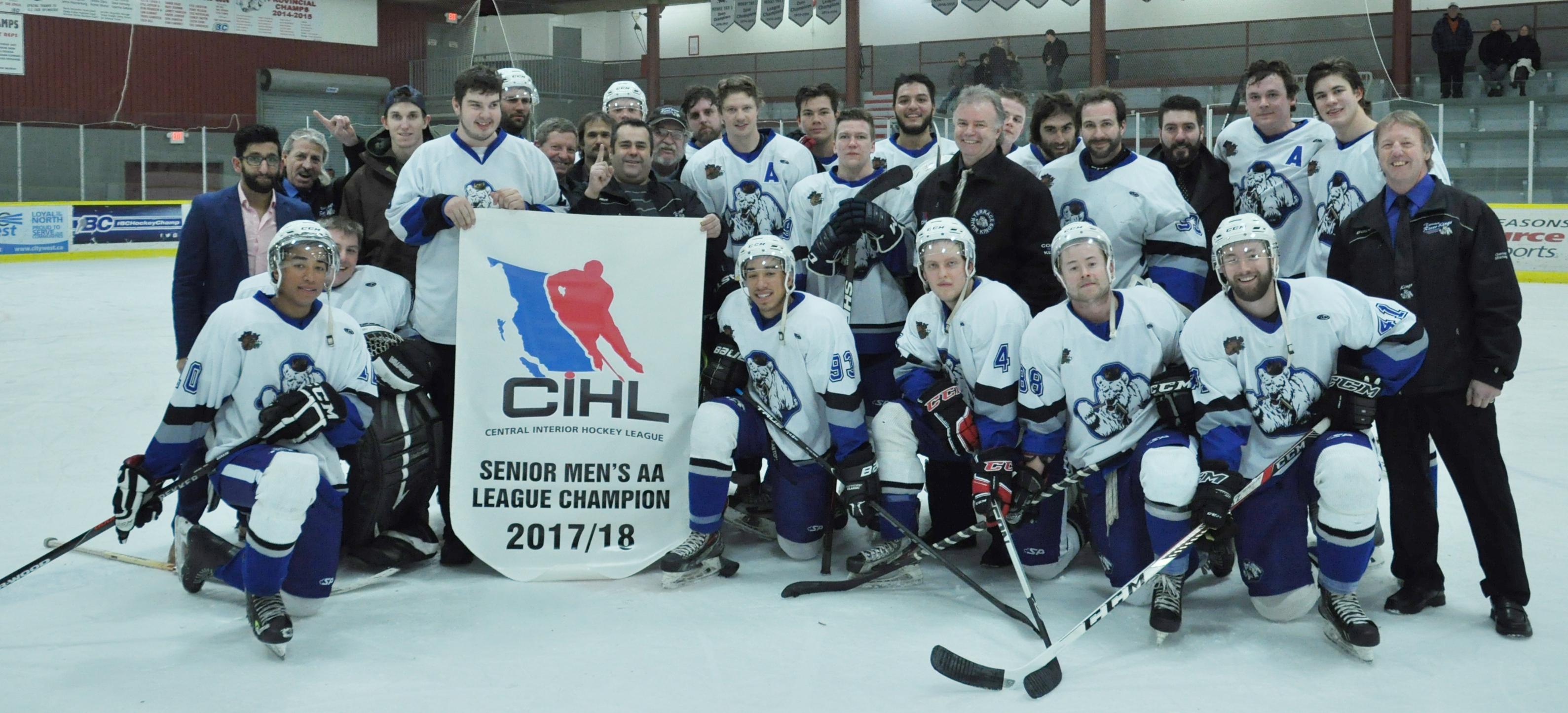 2017-18 CIHL Season