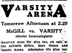 1930-31 CIAU Season