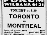 1930–31 Montreal Maroons season