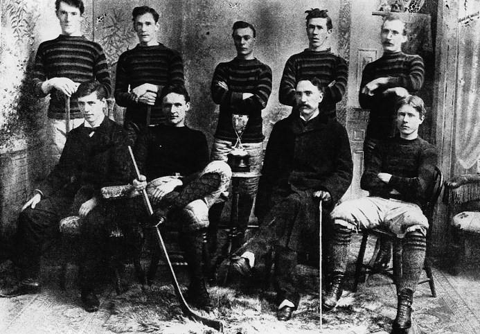 1894-95 OHA Senior Season