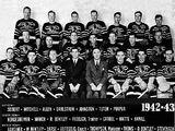 1942–43 Chicago Black Hawks season