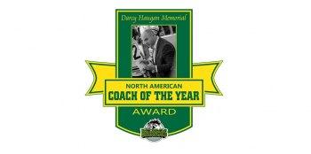 Darcy Haugan Memorial North American Coach of the Year Award
