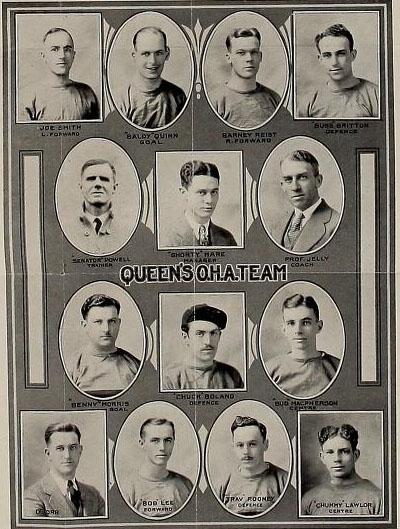 1928-29 OHA Senior Season