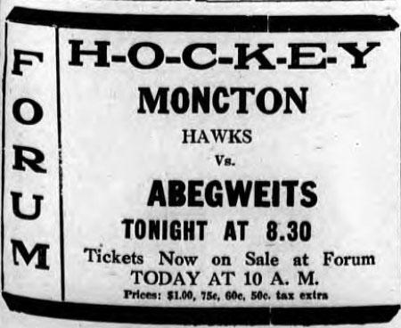 1931-32 Northern Senior Hockey League (Maritimes) season