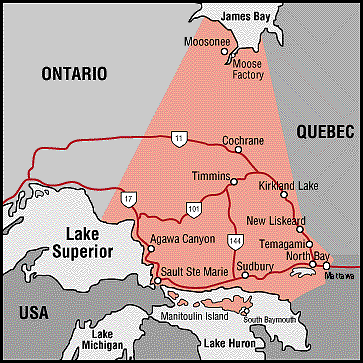 Northeastern Ontario