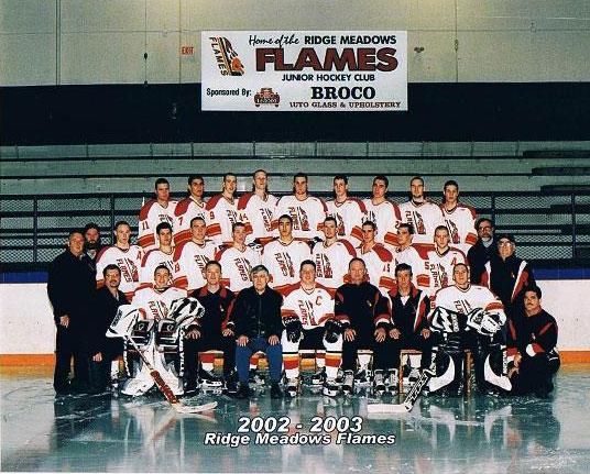 2002-03 PIJHL Season