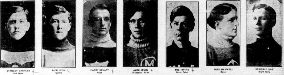 1913-14 Manitoba Senior Playoffs