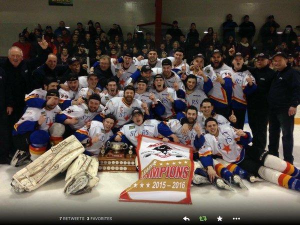 2015-16 SJJHL Season