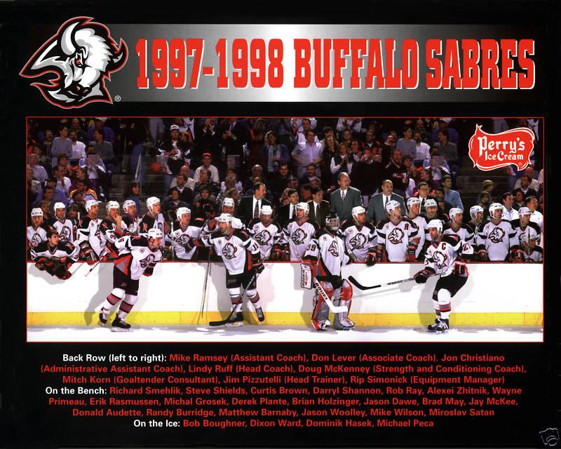 1997–98 Buffalo Sabres season