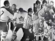 1962 NHL SCF Game 3 Toronto @ Chicago 4 15 1962