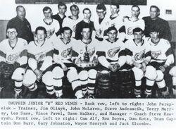 1966-67 Dauphin Jr. B Red Wings MB-SK Champions.jpg