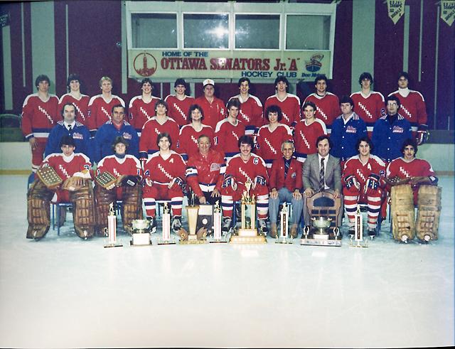 1982-83 CJHL Season