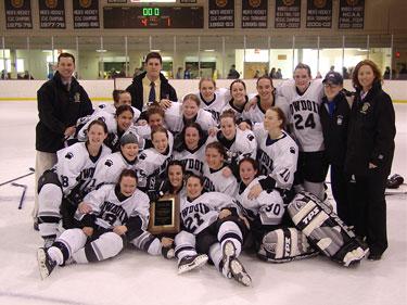 2003-04 NESCAC Women's Season