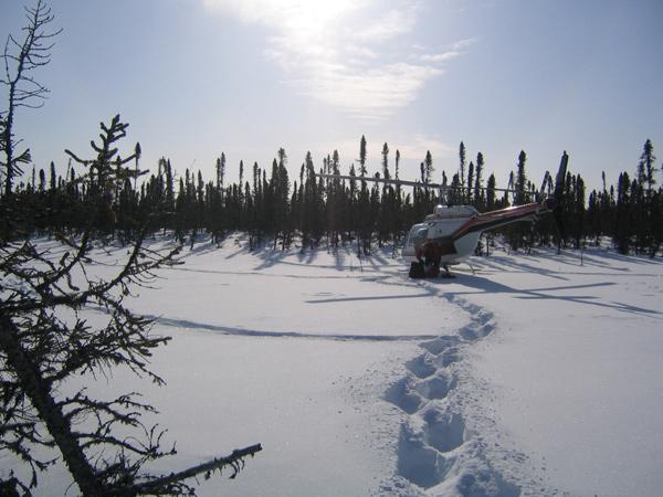 Gillam, Manitoba