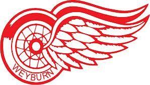 Weyburn Red Wings logo