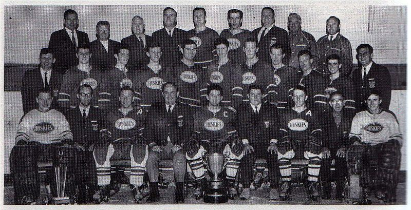 1967-68 OHA Intermediate B Groups