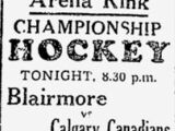 1930-31 Alberta Junior Playoffs