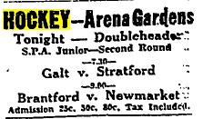 1930 SPA Junior Tournament