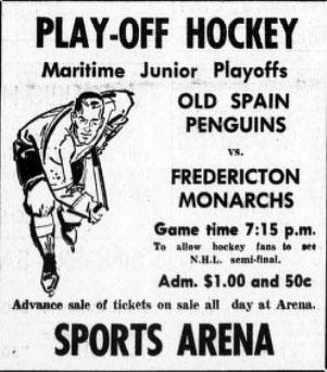 1962-63 Maritimes Junior Playoffs