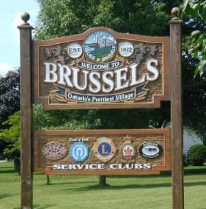 Brussels, Ontario
