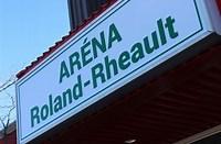 Aréna Roland-Rhéault