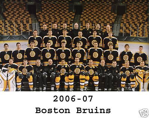 2006–07 Boston Bruins season