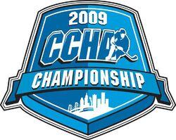 2009 CCHA Men's Ice Hockey Tournament logo