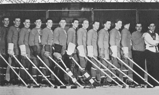 1936-37 MSG