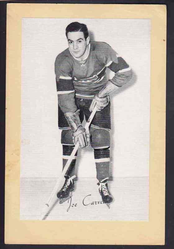 Joe Carveth