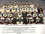 1952-53 WHL (minor pro) Season