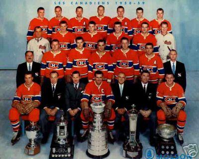 1959 Stanley Cup Finals