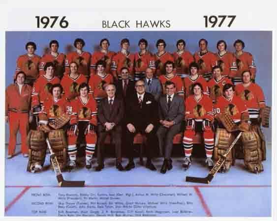 1976–77 Chicago Black Hawks season